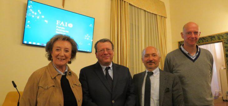 Conferenza stampa a Fermo – Palazzo Azzolino 16 Marzo 2017