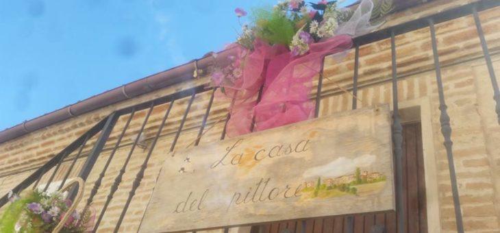 """""""Casa del Pittore"""" Monteleone di Fermo – Bando accademie 2017"""