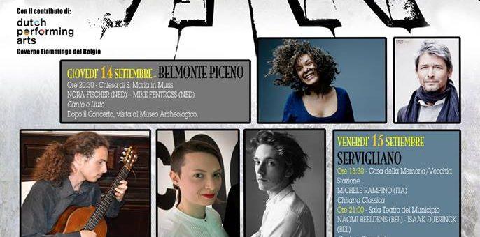 MARCHE MUSICA INTERNATIONAL FESTIVAL