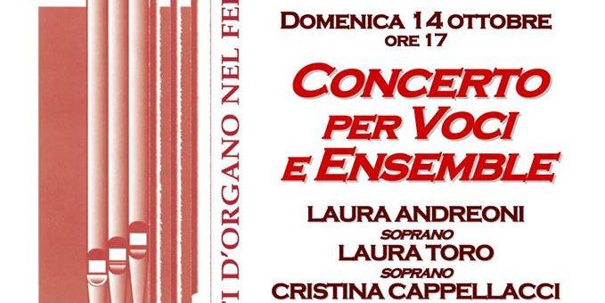 IL FERMANO IN MUSICA – Concerto per Voci e Ensemble