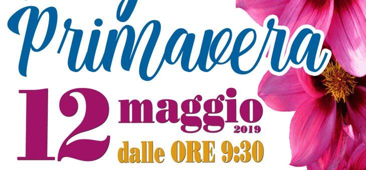 BORGHI DI PRIMAVERA – 12 MAGGIO 2019